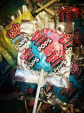 Charms Fluffy Stuff Cotton Candy Pops 48 Count FREE SHIPPING