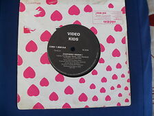 Video Kids - Everbody Boogie / We're Havin' a Party - Easy Music CIND 1