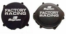 New Honda CR 500 87-01 Trick Boyesen Clutch & Ignition Cover Black Motocross