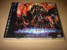 Spirits of Steel/Super Robot Wars Doujin Soundtrack CD