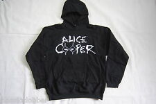 ALICE COOPER EYES LOGO HOODIE HOODED SWEATSHIRT MEDIUM NEW OFFICIAL SCHOOL'S OUT
