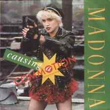 Madonna-causing a commotion.7""