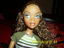 """MATTEL MY SCENE DOLL """"MADISON""""/ """"WESTLEY"""" A HOTTIE OUTFIT/ SHOES    LOVELY DOLL"""