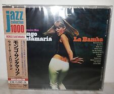 CD MONGO SANTAMARIA - LA BAMBA - JAPAN SICP 4053