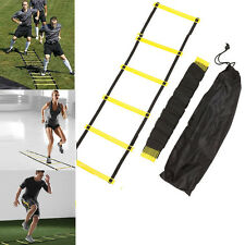5 Rung 10 Feet 3M Agility Ladder for Soccer Football Fitness Feet Speed Training