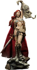 EXCLUSIVE Red Sonja Premium Format Figure Statue 1/4 Scale Sideshow Collectibles
