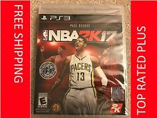 NBA 2K17 Early Tip-Off Weekend PS3 PlayStation 3 NEW TOP RATED PLUS
