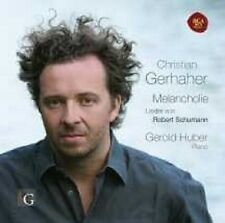 "Christian Gerhaher ""Schumann: canzoni"" CD NUOVO"