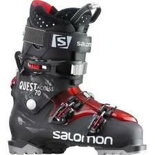 New Salomon Quest Access 70 alpine ski boots size 27.5 mens downhill men's black