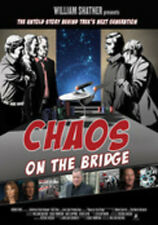 William Shatner Presents: Chaos On The Bridge (2015, REGION 1 DVD New) 81852201