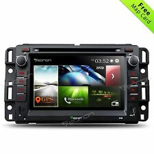 "US 7"" in Car CD DVD Player Radio Stereo GPS Navigation I for Chevrolet GMC Buick"