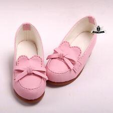 MSD Shoes 1/4 BJD Shoes Supper Dollfie Dollmore Luts AOD DOD MID DZ Pink shoes