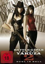 Battle Girls versus Yakuza 2: Duel in Hell (2011)
