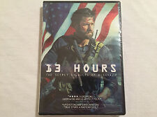 13 Hours: The Secret Soldiers of Benghazi (DVD, 2016) BRAND NEW - FREE SHIPPING!