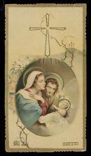 santino-holy card ediz. EB  n.20**NATIVITA'
