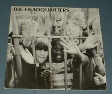 THE HEADQUARTERS in my england 1986 UK COTTAGE PIE PRIVATE PRESSING PS 45