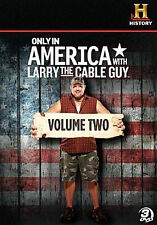 ONLY IN AMERICA WITH LARRY THE CABLE GUY 2 (3PC) - DVD - Region 1 - Sealed