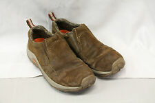 Merrell ERA MOC Soy Sauce Womens Slip On Shoes Size 8.5 Good Used Condition
