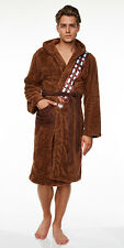 Star Wars Chewbacca Luxus Bademantel Bathrobe Herren Einheitsgröße neu