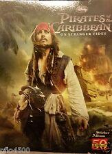 Piratas del Caribe extraños marea álbum pegatinas para completar álbum y todos los