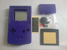 C Blue Full Repair Housing Shell Case Cover Part for Nintendo GBC Gameboy Color