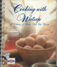 JACKSONVILLE FL 1995 *COOKING WITH WATSON REALTY & FRIENDS COOK BOOK *FLORIDA