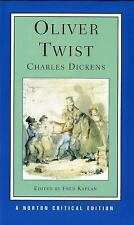 Norton Critical Editions: Oliver Twist 0 by Fred Kaplan and Charles Dickens (199