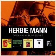 MANN,HERBIE - ORIGINAL ALBUM SERIES 5 CD (BOX SET ) NEU