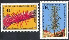 New Caledonia 1978 Conifer/Pine/Trees/Parasitic Plants/Flowers/Nature 2v n42138
