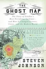 The Ghost Map: The Story of London's Most Terrifying Epidemic--and How It Change