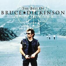The Best of Bruce Dickinson by Bruce Dickinson (Iron Maiden) (CD ( BMG Music )..