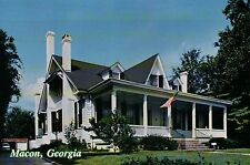 Sidney Lanier Cottage, Macon, Georgia, Birth Place of Poet of the South Postcard