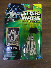 Star Wars Power of the Jedi R4-M9 Droid Figure NEW Free Ship US