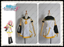 Vocaloid Hatsune Miku Project Diva F LUKA  Additional Song Cosplay Costume