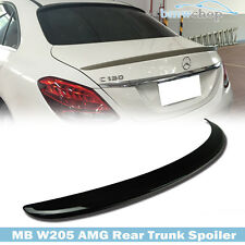 Stock In LA! Painted ABS Rear Trunk Spoiler Wing Mercedes Benz W205 C300 #197 ●