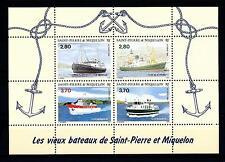 ST. PIERRE E MIQUELON - BF - 1994 - Naviglio di Saint-Pierre-et-Miquelon (1)