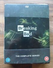 BREAKING BAD Complete Series 1-6 LIMITED EDITION COLLECTOR'S BOX SET NEW&SEALED