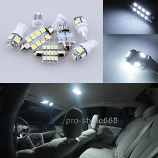 Map Dome Blub Interior Light Package 9X White Kit For 15-16 LEXUS RC-F RC-350 PZ