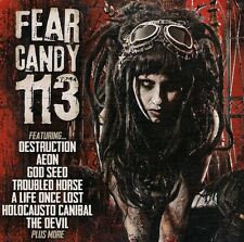 FEAR CANDY 113  Terrorizer promotional CD