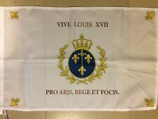 DRAPEAU La Rochejaquelein Sacre COEUR ROYAL CHOUAN ROI FRANCE VENDEE CATHOLIQUE