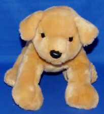 "Ty SANDY Golden Lab Dog Puppy (14"") Classic/Plush 2004 Boys Girls 3+ NT"