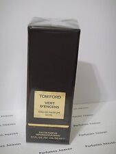 Tom Ford Private Blend Vert D'Encens 1.7 oz / 50 ML Eau de Parfum Spray * Sealed