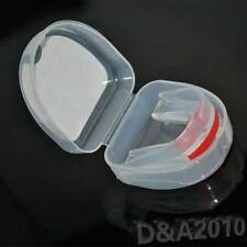 Sport Gum Shield MMA Boxing Mouth guard Double Protect Mouthguard Mouthpiece