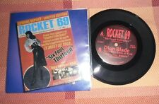 "45 rpm Split 7"" ROCKET 69 / DION BLADE Rockin House Records Punk Rock n Roll"