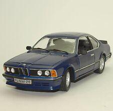 Anson Klassiker BMW 635 CSi Sportcoupe in blau lackiert, OVP, 1:18, 033