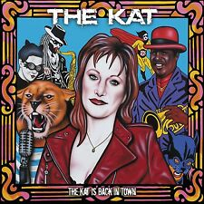 THE KAT - KAT IS BACK IN TOWN  CD NEU