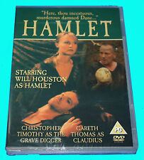 HAMLET starring Will Houston  - DVD - NEW  & SEALED BOX