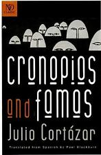 Cronopios and Famas, Cortazar, Julio, Cortázar, Julio, Good Book