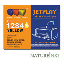 1 OEM Yellow T1284 ink cartridge S22 SX125 SX130 SX235W SX420W SX425W SX435W