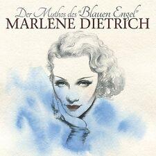 CD Marlene Dietrich Der Mythos Des Blauen Engel 2CDs